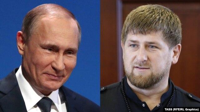 Владимир Путин неизменно высоко отзывался о деятельности Рамзана Кадырова