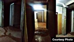 Студентскиот дом Гоце Делчев во Скопје. Фотографии од пред половина година.