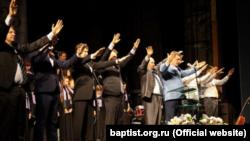 Протестантське богослужіння
