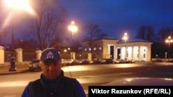 Андрей Бажутин, один из организаторов акций дальнобойщиков