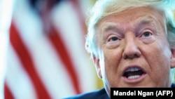 ABŞ-nyň prezidenti Donald Tramp