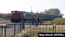 Prve izbjeglice stigle u kamp u Slavonskom Brodu