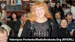 Українська поетеса і журналістка Надія Степула