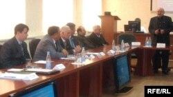 Конференциянең пленар утырышы