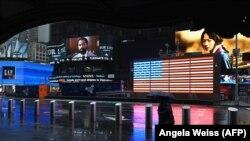 Times Square, 23 martie 2020