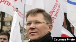 Республикан партиясе башлыгы Владимир Рыжков