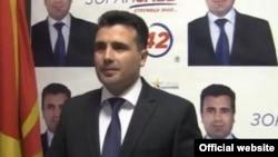 Градоначалникот на струмица Зоран Заев.