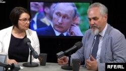 Политики Юлия Галямина и Андрей Зубов