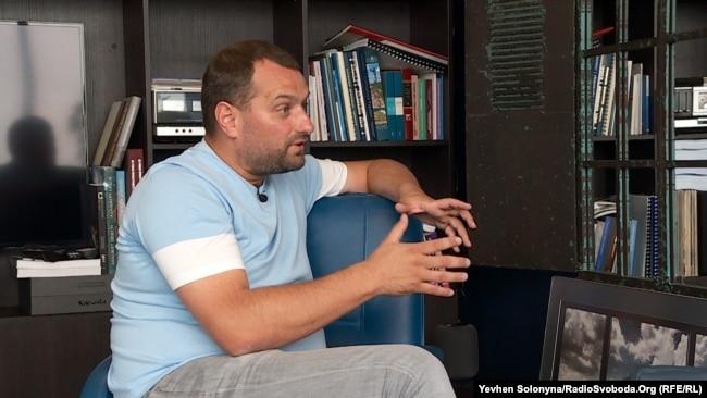 Андрій Вавриш, забудовник, екс-чиновник КМДА