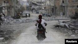 Сирия, Аль-Баб шаары