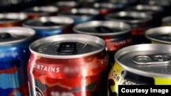 Энергетические напитки, иллюстративное фото.
