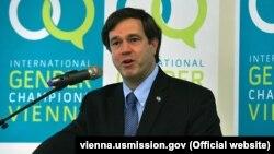 Американский сопредседатель Минской группы ОБСЕ Эндрю Шефер (архив)