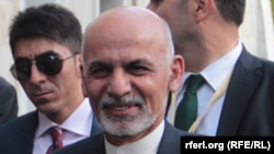 Ashraf Ghani, Əfqanıstan prezidenti
