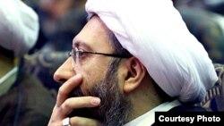 صادق لاریجانی رئیس قوه قضاییه