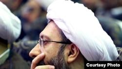 صادق لاریجانی، رئیس دستگاه قضایی جمهوری اسلامی