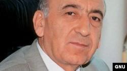 Тельман Гдлян, следователь, который в советские годы занимался расследованием «Хлопкового дела».