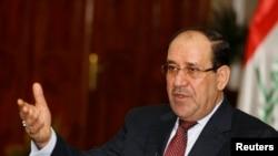 Бывший премьер-министр Ирака Нури аль-Малики.