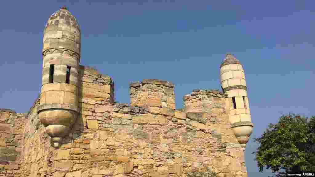 Фортеця – популярне місце серед туристів
