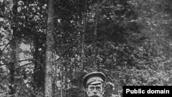 Николай II. Последнее известное фото царя