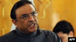 Pakistani President Asif Ali Zardari: Immunity from prosecution?