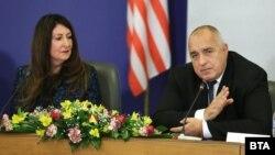 Посланик Херо Мустафа често провежда срещи с премиера Бойко Борисов