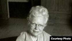 "Берта Холт, которую вся Америка называла ""бабушка Холт""."