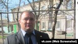 Виктор Сажин, скрин из социальной сети