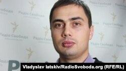 Єгор Фірсов на Радіо Свобода, Київ, 14 листопада 2014 року