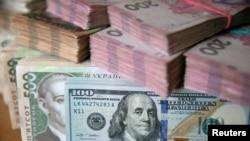 Національний банк України встановив довідкове значення курсу на рівні 26 гривень 92 копійки за долар