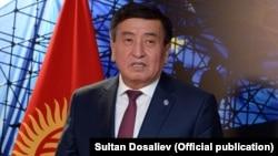 Киргистанскиот претседател Соронбаи Јиенбеков