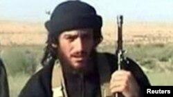 Экстремисттердин жок кылынган маалымат катчысы Абу Мухаммед ал-Аднани.