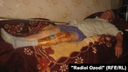 Shamsiddinov is recuperating at home because he says he would fear for his safety in a hospital.