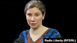 Російський політолог Катерина Шульман