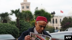 Тунис, 18 января 2011 года