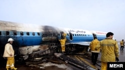 The report suggested the initiative gained momentum after a Russian-made aircraft caught fire as it landed in northeastern Iran in January.