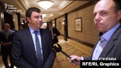 На ту зустріч президента із бізнесменами прийшов Андрій Іванчук