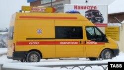 Машина скорой помощи, иллюстративное фото