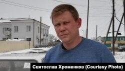 Михаил Воеводин, заявивший об избиении полицейскими