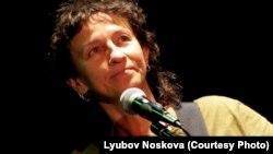 Ольга Краузе. Фото: Люба Носкова