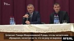 """Анатолий Бибилов: """"В большей степени, 99%, это в руках официального Тбилиси"""""""