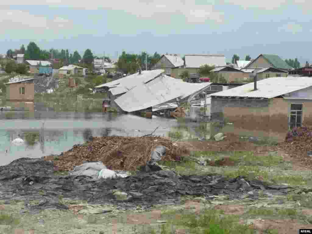 Разрушительное наводнение в Шаныраке #22