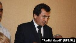 Абдуманон Додоев, раиси дастгоҳи КМИРТ.