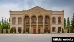 Армения -- Винно-коньячный завод «Арташат Винкон» в городе Арташат