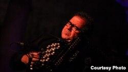 Славниот француски виртуоз на хармоника Ришар Галијано.