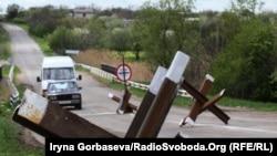 Донбасс, прифронтовая зона