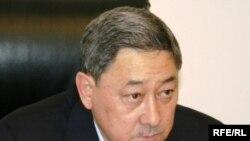 Батыс Қазақстан облысының әкімі Бақтықожа Ізмұхамбетов, Орал, 26 қаңтар 2010 жыл.