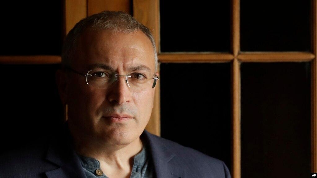 Михаил Ходорковский: «Это были смелые ребята»