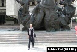 Sabina Fati la Harkov