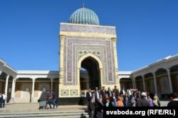 سمرقند، آرامگاه امام بخاری