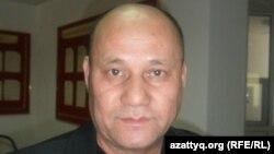 Адвокат Төлеген Молдабаев. Ақтөбе, 21 ақпан 2012 жыл.